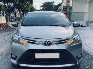 Bán Toyota Vios 2017 số sàn, màu Bạc giá 383 triệu tại Tp.HCM