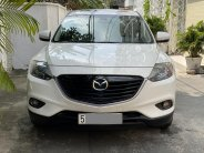 Bán Mazda CX 9 AT 2014, màu trắng, chính chủ, giá chỉ 815 triệu giá 815 triệu tại Tp.HCM