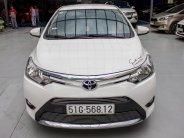 Bán Toyota Vios 2018, màu trắng giá 425 triệu tại Tp.HCM