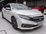Bán ô tô Honda Civic RS 2019, màu trắng, nhập khẩu chính hãng giá 870 triệu tại Tp.HCM