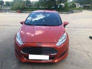 Cần bán lại xe Ford Fiesta AT đời 2015, màu đỏ, số tự động giá 346 triệu tại Tp.HCM