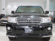 Bán Toyota Land Cruiser Prado đời 2008, màu đen giá 2 tỷ tại Tp.HCM