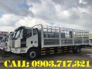 Xe tải Faw 7.25T thùng dài 9m7 giá 990 triệu tại An Giang