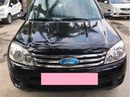 Cần bán xe Ford Escape AT đời 2011, màu đen, ít sử dụng giá 308 triệu tại Tp.HCM