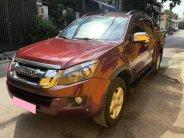 Xe Isuzu Dmax MT đời 2014, màu đỏ, số sàn giá 367 triệu tại Tp.HCM