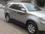 Cần bán Toyota Fortuner AT đời 2010, màu bạc, số tự động giá 467 triệu tại Tp.HCM