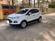 Cần bán lại xe Ford EcoSport AT đời 2015, màu trắng, còn mới giá 398 triệu tại Tp.HCM