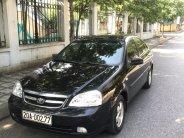 Cần bán gấp Daewoo Lacetti ex 2010, màu đen, như mới giá 185 triệu tại Hà Nội