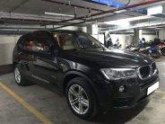 Cần bán xe BMW X3, sản xuất 2016, màu đen giá 1 tỷ 350 tr tại Tp.HCM