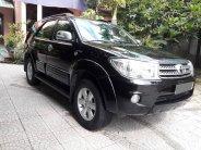 Bán Toyota Fortuner V 2010 màu đen giá 393 triệu tại Tp.HCM