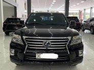 Cần bán lại xe Lexus LX 570 đời 2014, màu đen, nhập khẩu chính hãng giá 4 tỷ 260 tr tại Hà Nội