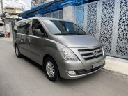 Cần bán lại xe Hyundai Starex MT 2017, màu xám, như mới giá 712 triệu tại Tp.HCM