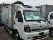 Xe tải K200 thùng đông lạnh tải trọng 1 tấn rưỡi tại Hải Phòng giá 540 triệu tại Hải Phòng