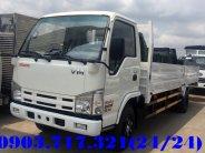 Xe tải Isuzu VM 1T9 thùng lửng dài 6m2 rộng 2m, giá tốt giao ngay hỗ trợ trả góp giá 545 triệu tại Tp.HCM