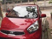 Cần bán xe Kia Morning 2015 màu đỏ  giá 226 triệu tại Tp.HCM