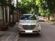 Bán ô tô Toyota Innova 2.0E đời 2016, màu vàng, chính chủ, giá 425tr giá 425 triệu tại Hà Nội