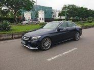 Cần bán gấp Mercedes AT đời 2017, màu xanh lam, xe gia đình giá 1 tỷ 590 tr tại Tp.HCM