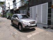 Cần bán Chevrolet Captiva MT sản xuất 2009, màu bạc, giá tốt giá 252 triệu tại Tp.HCM