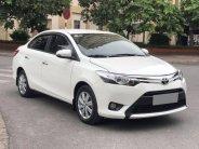 Bán xe Toyota Vios AT 2018, màu trắng giá cạnh tranh giá 423 triệu tại Tp.HCM