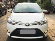 Bán Toyota Vios MT đời 2017, màu trắng, số sàn giá 366 triệu tại Tp.HCM