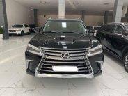 Cần bán lại xe Lexus LX 570 đời 2019, màu đen, xe nhập, như mới giá 7 tỷ 890 tr tại Hà Nội