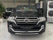 Cần bán xe Toyota Land Cruiser đời 2020, màu đen, nhập khẩu nguyên chiếc giá 9 tỷ 300 tr tại Tp.HCM