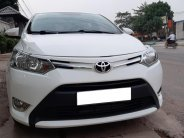 Xe Toyota Vios MT đời 2018, màu trắng, còn mới giá 372 triệu tại Tp.HCM