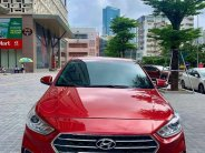 Cần bán xe Hyundai Accent AT đời 2019, màu đỏ, số tự động giá 487 triệu tại Tp.HCM
