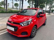 Cần bán lại xe Chevrolet Spark MT đời 2018, màu đỏ, số sàn, giá tốt giá 246 triệu tại Tp.HCM