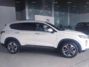 Bán ô tô Hyundai Santa Fe 2.4GDI sản xuất 2020, màu trắng, giá tốt giá 962 triệu tại Tp.HCM
