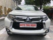 Cần bán xe Mitsubishi Pajero Sport 3.0 đời 2019, màu trắng, nhập khẩu, như mới giá 829 triệu tại Hà Nội