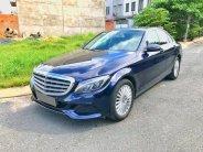 Cần bán gấp Mercedes AT đời 2017, màu xanh lam, xe gia đình giá 1 tỷ 150 tr tại Tp.HCM