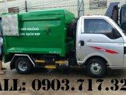 Bán xe Ben Jac chở rác 3.5 khối X150 thùng full Inox giá rẻ giá 400 triệu tại Bình Phước