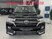 Xe Toyota Land Cruiser VX-S 4.6 đời 2020, màu đen, nhập khẩu nguyên chiếc giá 6 tỷ 550 tr tại Hà Nội