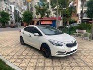 Cần bán Kia K3 2016 màu trắng giá 477 triệu tại Tp.HCM