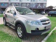 Bán Chevrolet Captiva LT 2009 số sàn màu bạc giá 233 triệu tại Tp.HCM