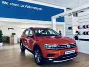 Volkswagen Tiguan All Space Luxury, nhập khẩu, màu cam tặng quà khủng giá 1 tỷ 849 tr tại Quảng Ninh