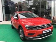 Cần bán Volkswagen Tiguan Luxury đời 2019, màu đỏ, nhập khẩu giá 1 tỷ 849 tr tại Quảng Ninh