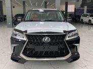 Bán xe Lexus LX 570 Super Sport 2020, màu đen, nhập khẩu giá 9 tỷ tại Tp.HCM