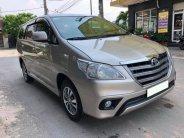 Bán Toyota Innova 2016, số tự động, màu vàng cát  giá 488 triệu tại Tp.HCM