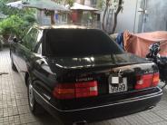 Bán Lexus LS 400, SX 2001 màu đen, biển 9999 giá 380 triệu tại Tp.HCM