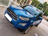 Bán ô tô Ford EcoSport AT năm 2018, màu xanh lam,   giá 567 triệu tại Tp.HCM