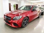 Bán xe Mercedes C300 AMG sản xuất 2020, màu đỏ giá 1 tỷ 750 tr tại Hà Nội