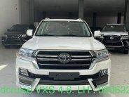 Cần bán Toyota Land Cruiser 4.6 VXS đời 2021, màu trắng, nhập khẩu giá 6 tỷ 480 tr tại Hà Nội