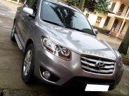 Bán Hyundai Santa Fe đời 2010, màu bạc, nhập khẩu nguyên chiếc, còn mới giá cạnh tranh giá 523 triệu tại Tp.HCM