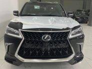 Bán ô tô Lexus LX 570 Super Sport đời 2020, màu đen, nhập khẩu nguyên chiếc giá 8 tỷ 960 tr tại Tp.HCM