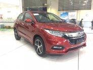 Bán ô tô Honda HRV L đời 2021, màu đỏ, nhập khẩu nguyên chiếc, giá chỉ 871 triệu giá 871 triệu tại Tp.HCM