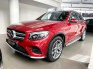 Mercedes GLC300 AMG màu đỏ siêu lướt. Giá cực tốt - Xe đã qua sử dụng chính hãng giá 2 tỷ 119 tr tại Hà Nội
