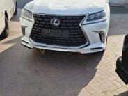 Lexus LX570 Super Sport 2021, bản 4 và 8 chỗ, xe sẵn giao ngay, giá tốt nhất mọi thời điểm giá 9 tỷ 900 tr tại Tp.HCM