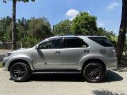 Cần bán lại xe Toyota Fortuner đời 2015, màu bạc, số sàn, 660tr giá 660 triệu tại Tp.HCM